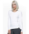 Photograph of Simply Polished Women Underscrubs Knit Tee White EL915-WHT