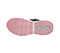 Photograph of Infinity Footwear Shoes Women's FLY Pewter with Powder Pink FLY-PWPK