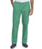 Photograph of Dickies Genuine Dickies Industrial Strength Unisex Mid Rise Straight Leg Pant in Surgical Green