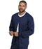 Photograph of Dickies Genuine Dickies Industrial Strength Unisex Warm-up Jacket in Navy