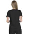 Photograph of Dickies Genuine Dickies Industrial Strength V-Neck Top in Black