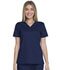 Photograph of Dickies Genuine Dickies Industrial Strength V-Neck Top in Navy