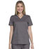Photograph of Dickies Genuine Dickies Industrial Strength V-Neck Top in Pewter