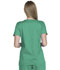 Photograph of Dickies Genuine Dickies Industrial Strength V-Neck Top in Surgical Green