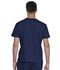Photograph of Genuine Dickies Industrial Strength Unisex Unisex V-Neck Top Blue GD620-NAV