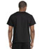 Photograph of Genuine Dickies Industrial Strength Unisex Unisex V-Neck Top Black GD640-BLK