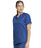 Photograph of Dickies Genuine Dickies Industrial Strength Unisex V-Neck Top in Royal