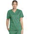 Photograph of Dickies Genuine Dickies Industrial Strength Unisex V-Neck Top in Surgical Green