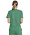 Photograph of Genuine Dickies Industrial Strength Unisex Unisex V-Neck Top Green GD640-SGR