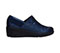 Photograph of Infinity Footwear Shoes Women GLIDE Navy with Black GLIDE-NVBK