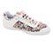 Photograph of K-Swiss Women's Footwear - Athletic White,Red,Coral,Blue GSTAAD-WRR