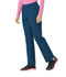 Photograph of Break on Through Women's Drawn To Love Low Rise Cargo Pant Blue HS020-CABH