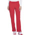 Photograph of Break on Through Women's Drawn To Love Low Rise Cargo Pant Red HS020-RDHH