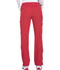 Photograph of Break on Through Women's Low Rise Cargo Pant Red HS020-RDHH