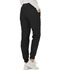 Photograph of Break on Through by HeartSoul Women's The Jogger Low Rise Tapered Leg Pant Black HS030-BCKH