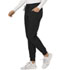 Photograph of Break on Through Women's The Jogger Low Rise Tapered Leg Pant Black HS030-BCKH