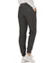 Photograph of Break on Through Women's Low Rise Tapered Leg Jogger Gray HS030-PEWH