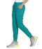 Photograph of Break on Through Women Low Rise Jogger Blue HS030-TEAH