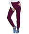 Photograph of Break on Through Women Low Rise Jogger Red HS030-WINH
