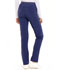 Photograph of Love Always Women's Natural Rise Tapered Leg Pant Blue HS045-NYPS