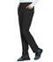 Photograph of Break on Through Women Natural Rise Tapered Leg Pant Black HS070-BCKH