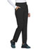 Photograph of Break on Through Women's Natural Rise Tapered Leg Pant Black HS070-BCKH