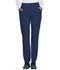 Photograph of Break on Through Women Natural Rise Tapered Leg Pant Blue HS070-NAYH