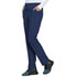 Photograph of Break on Through Women's Natural Rise Tapered Leg Pant Blue HS070-NAYH
