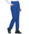 Photograph of Break on Through Women's Natural Rise Tapered Leg Pant Blue HS070-ROYH