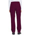 Photograph of Break on Through Women Natural Rise Tapered Leg Pant Red HS070-WINH