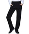 Photograph of Love Always Women's Mid Rise Tapered Leg Pant Black HS075-BAPS