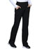 Photograph of Love Always Women Mid Rise Tapered Leg Pant Black HS075-BAPS