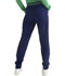 Photograph of Break on Through Women Rib Knit Waist Jogger Blue HS090-NAYH