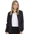 Photograph of HeartSoul Prints Women Zip Front Jacket Heart Of Hearts HS301-HRHT