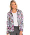 Photograph of HeartSoul Prints Women's Zip Front Jacket Patterns And Posies HS301-PATS