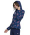 Photograph of HeartSoul Prints Women's Zip Front Jacket Tropical Love HS301-TRLO