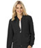 Photograph of Break on Through by HeartSoul Women's U Da Bomb Bomber Jacket Black HS310-BTBK