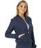 Photograph of Break on Through Women's Bomber Jacket Blue HS310-BTNY