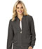 Photograph of Break on Through Women's U Da Bomb Bomber Jacket Gray HS310-BTPW