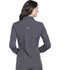 Photograph of Break on Through Women's Zip Front Warm-up Jacket Gray HS315-PEWH