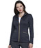 Photograph of Love Always Women Zip Front Jacket Gray HS325-PWPS