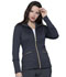 Photograph of Love Always Women's Zip Front Jacket Gray HS325-PWPS