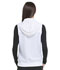 Photograph of Break on Through Women's Zip Front Vest White HS500-WHIH