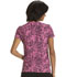 Photograph of HeartSoul Prints Women's Mock Wrap Top Ace Of Lace HS602-AOWB