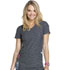 Photograph of Break on Through Women's V-Neck Top Gray HS627-BTPW