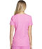 Photograph of Break on Through Women's Beat of My Heart V-Neck Top Pink HS627-BTPY