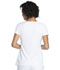 Photograph of Break on Through Women's V-Neck Top White HS627-BTWH