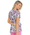 Photograph of HeartSoul Prints Women's Mock Wrap Top Patterns And Posies HS634-PATS