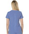 Photograph of Break on Through Women's V-Neck Top Blue HS650-CILH