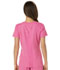 Photograph of Break on Through Women's V-Neck Top Pink HS650-PNKH
